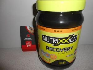 NUTRIXXION Recovery - Orange апельсин (700 грамів) - 806 грн