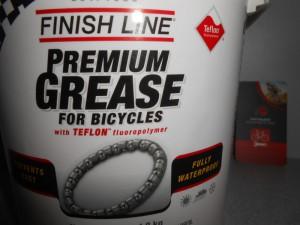 Свіжа Finish Line Premium Grease Teflon 25 грамів - 60 грн