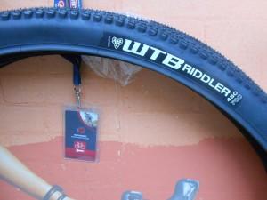 Покришка WTB Riddler Comp 700х45С дріт - 680 грн