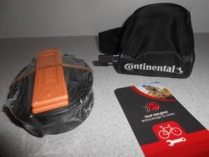 Набір Continental шосе сумка камера лопатки - 400 грн