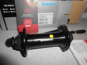 Втулка передня Shimano HB-RM70. 32 шп - 290 грн