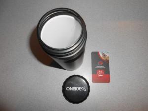 Фляга Onride 0,6 л для інструмента - 110 грн