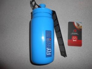Фляга Elite Fly 550 мл, синя - 180 грн