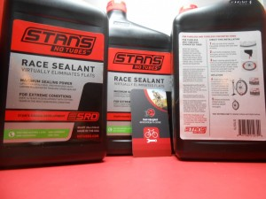 Герметик безкамерок Stans Race Notubes 100 мл - 130 грн