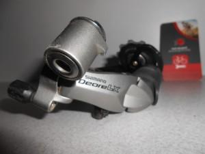 Перемикач задній Shimano Deore LX RD-M580 для 9 - 750 грн