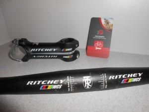 Користоване кермо, руль Ritchey WCS + винос WCS - 750 грн